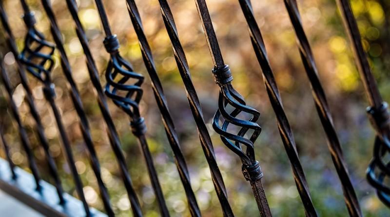 ogrodzenie kute