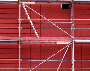 Otwierasz firmę budowlaną? Kup używane rusztowanie!